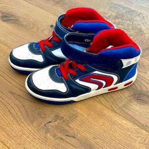 Boys Geox sneakers